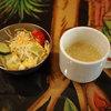 Indoneparuryourinarayani - 料理写真:ランチのスープとサラダ