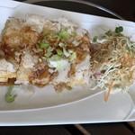 シノワーズ南翔 - 料理写真:油淋鶏