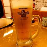 113275067 - 生ビール