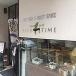 GARDEN CAFE LIFETIME - 外観