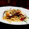osteria LIU - 料理写真:沼津産伊勢エビのソースで和えたリングイネ