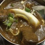 インド・アジアン料理 プルナ - マトンカレー