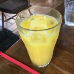 ペスカッペ - オレンジジュース