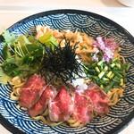 油そば 渡邊 - 料理写真: