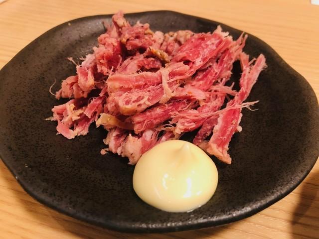 串しん坊の料理の写真