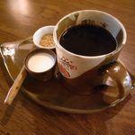 Cafe ichara - ほんわかしたチコリーコーヒー。