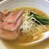 麺屋 一徳 - 料理写真:塩ラーメン