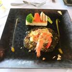 ザ・クルーズクラブ東京 - メインディッシュ とても美味しかったです!