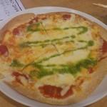 みっきー食堂 - ピザマルガリータ