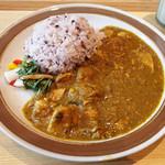 カシカ - CASICA Curry(900円)