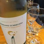 カプリチョーザ - 白ワイン