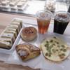 アンデルセン - 料理写真:パン4種とドリンク