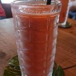 川村農園CAFE - トマトジュース