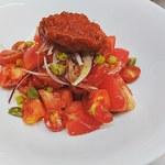 バルビビエンド - トマトたっぷりトマトのサラダ