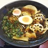 麺や村里木 - 料理写真:たまり醤油らーめん