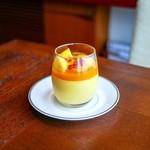 ザ・ペニンシュラ ブティック&カフェ - ■マンゴープリン 777円