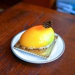 ザ・ペニンシュラ ブティック&カフェ - ■マンゴーケーキ 756円