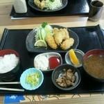 11331150 - 牡蠣フライ定食1300円