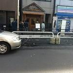 カレーやさん LITTLE SHOP - 2012年1月25日行列発見!あとで調べるために撮影