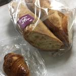 秀のパン工房 窯 - 料理写真: