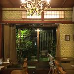 クレープリー 京都シャンデレール - 店内