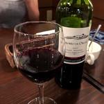 クレープリー 京都シャンデレール - 赤ワイン