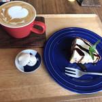 ヨッコリ - 料理写真:ケーキ