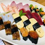江戸長寿司本店 - 菊寿司