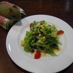 11332112 - ランチのサラダ、2012/01