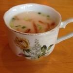チョウタリ - ガーリックスープ