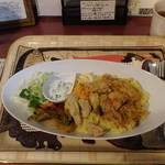 ガヤ我屋 - 料理写真:本日のおすすめワンプレートLL¥1,000