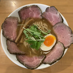 麺人 ばろむ庵 - 料理写真:
