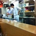 共楽 - 厨房