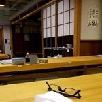 品川 うお宿 - コの字カウンター