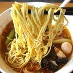 中華酒膳 幸龍 - 麺 2019.6.30