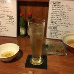 酒と串焼 home - ジンバック