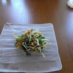 11334135 - 飲茶ランチ(冷菜)