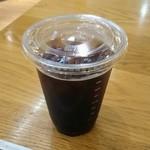 カフェ ラット ニジュウゴド - ドリンク写真:水出しアイスコーヒーのLサイズ