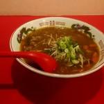 大屋食堂 - 料理写真:カレーラーメン 800円