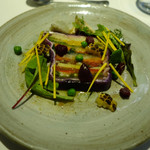 アンフュージョン - 16種の有機、安曇野野菜のテリーヌ