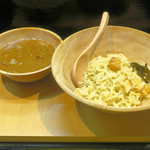 鶏そば かづキ - 料理写真:つけ麺800円