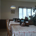 ラパン - テーブル席