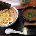 媛乃屋製麺所 - 特製つけ麺大盛