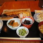 11335937 - 焼き魚定食(1050円)