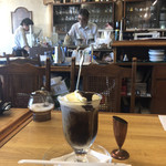 珈里亜 - コーヒーフロート