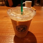 ホノルルコーヒー - ドリンク写真:アイスラテ