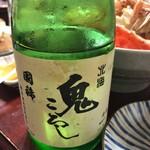 かに亭 - ドリンク写真: