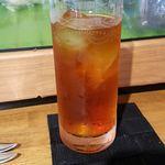 OSTERIA udagawa - 冷たい紅茶