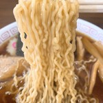 三角屋 - 麺