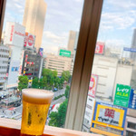 すし魚寿 - ドリンク写真:生ビール